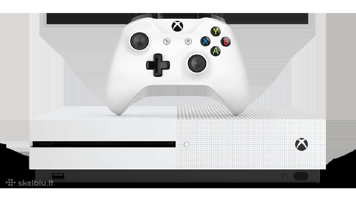 Nupirkčiau, paimčiau užstatu Xbox One S