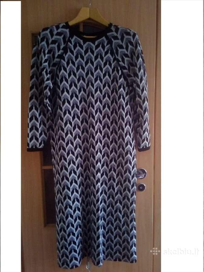 Nauja trikotažinė suknelė