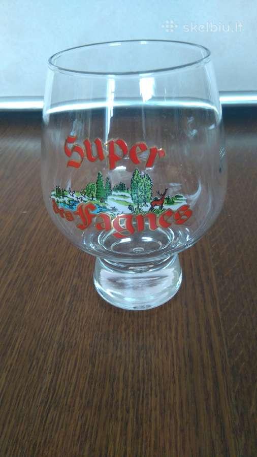 Parduodama alaus taurė Super des Fagnes