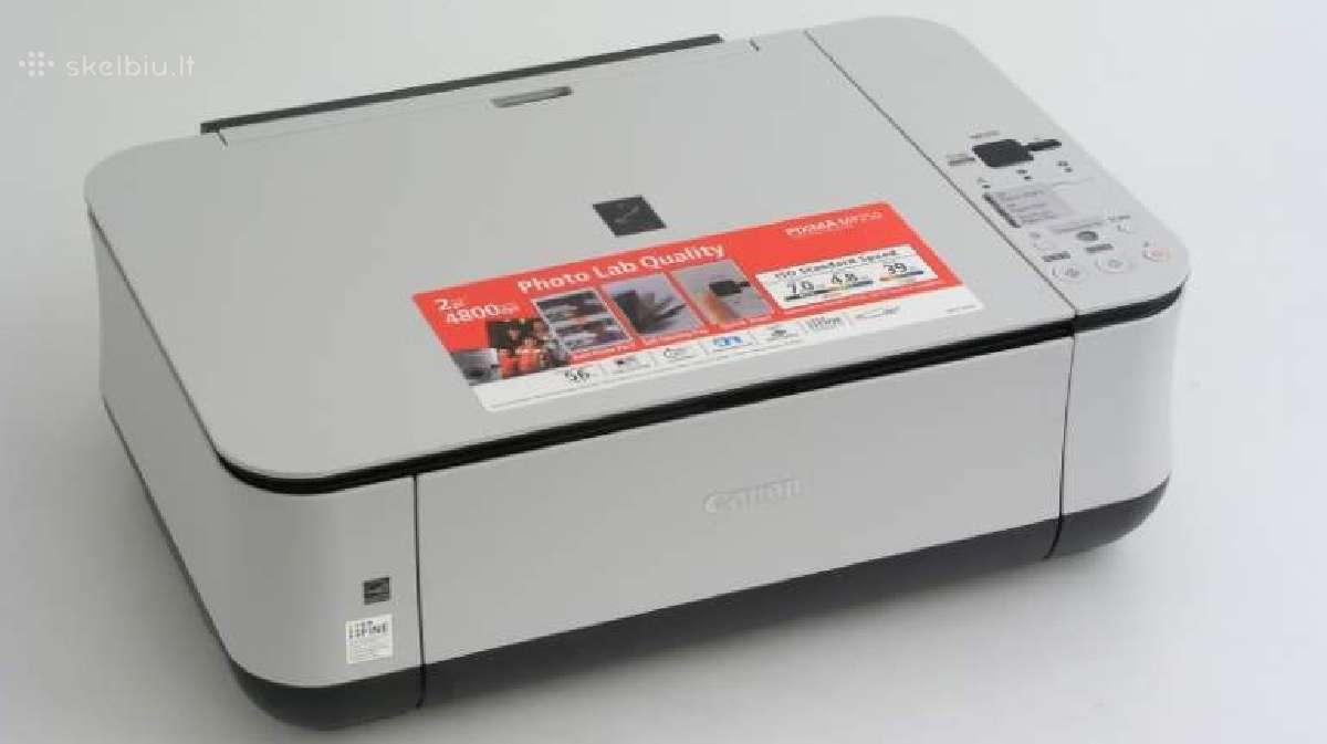 Daugiafunkcinis spausdintuvas Canon