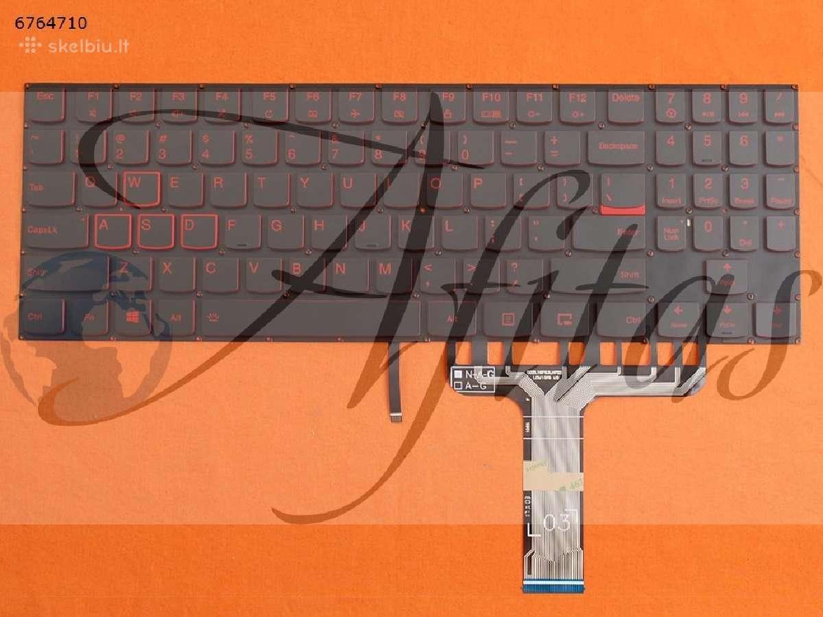 Lenovo Legion klaviaturos