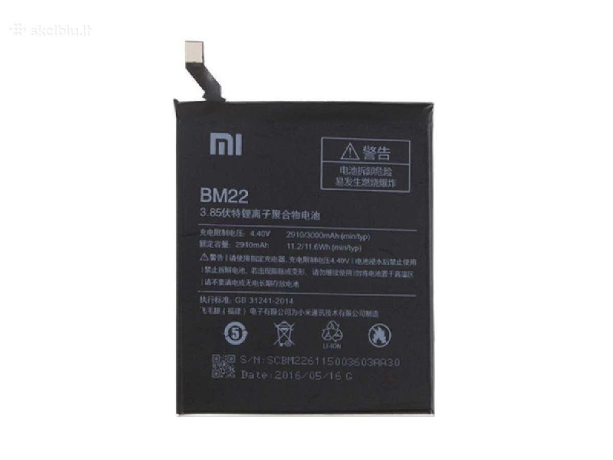 Xiaomi Mi 5 originali baterija