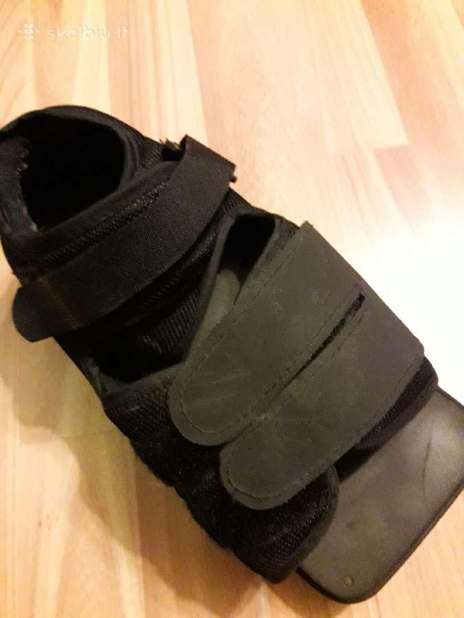 Parduodu mažai devėtą po operacinį ortopedinį batą