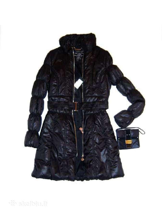 S d. Cristina Gavioli striukė - paltas juodos sp.