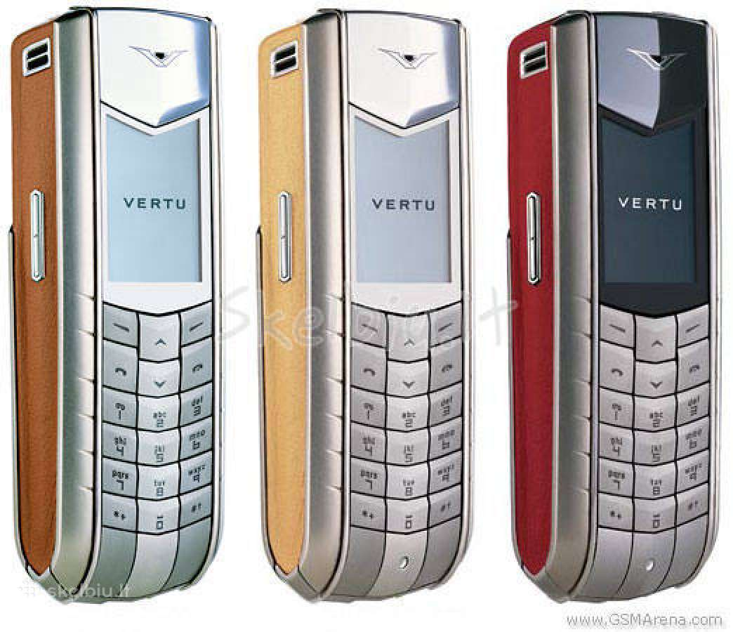 Originalas vertu ascent-579 Eur special edition
