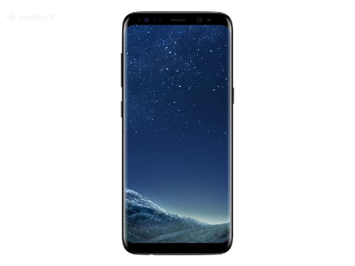 Nupirksiu, paimsiu užstatu Samsung Galaxy S8