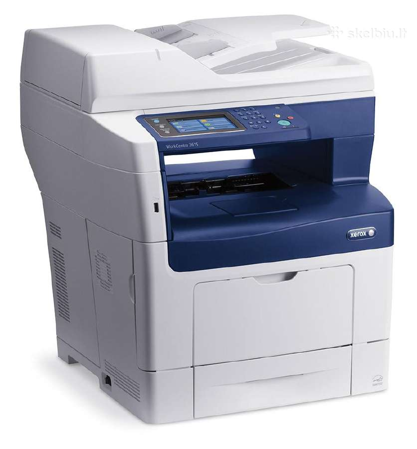Xerox Workcentre 3615/6505dn color