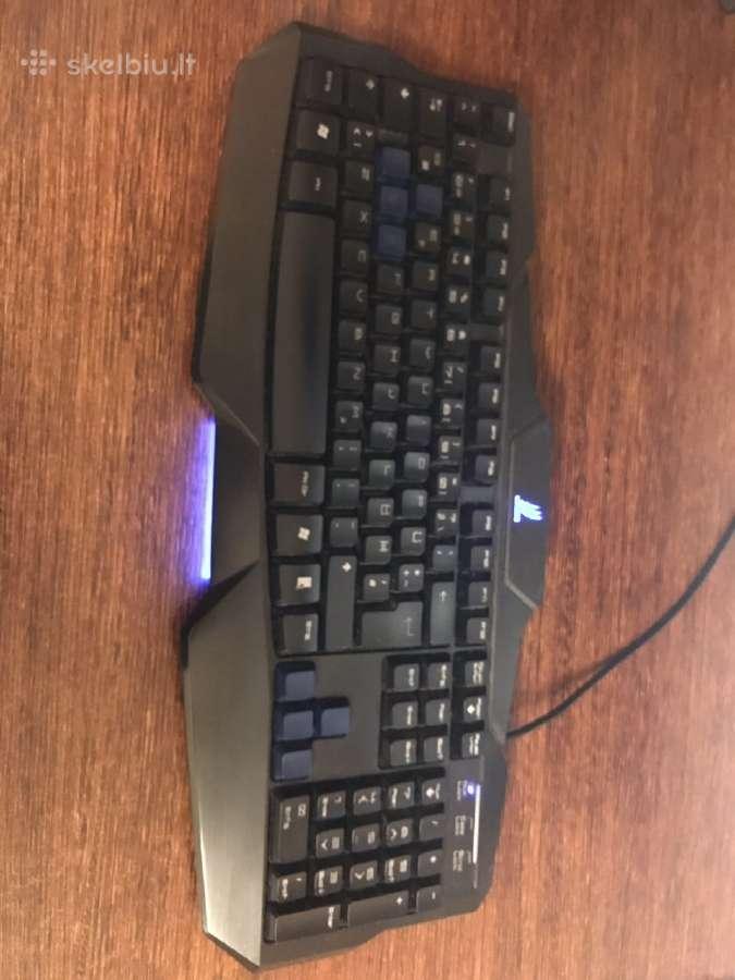 Gaming klaviatūra