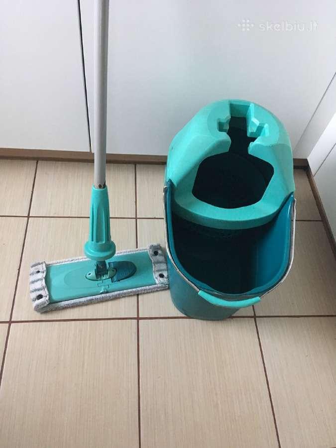 Leifheit grindų plovimo rinkinys