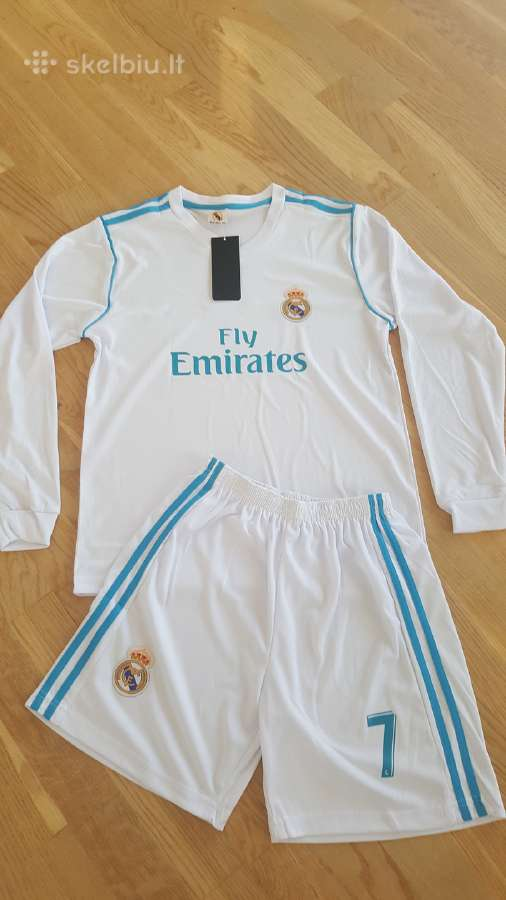 Futbolo apranga Real Madrid