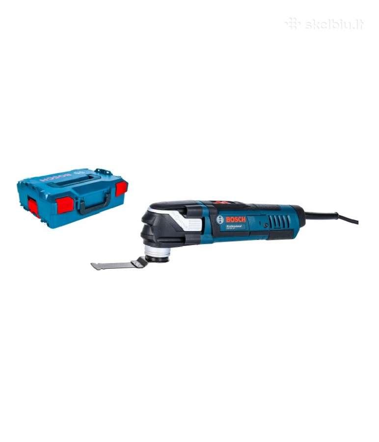 Naujas Bosch Gop 40-30 daugiafunkcinis įrankis