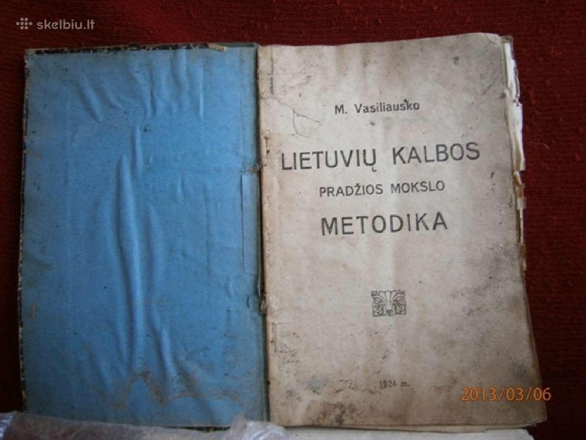 Knygas iki karo ir netik