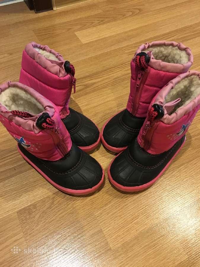 """""""dEmar žieminiai batai"""