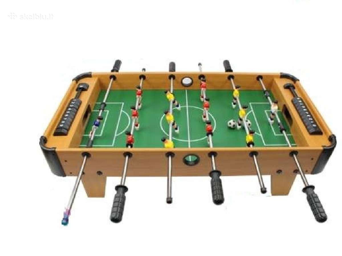 Futbolo stalai nuo 24,99