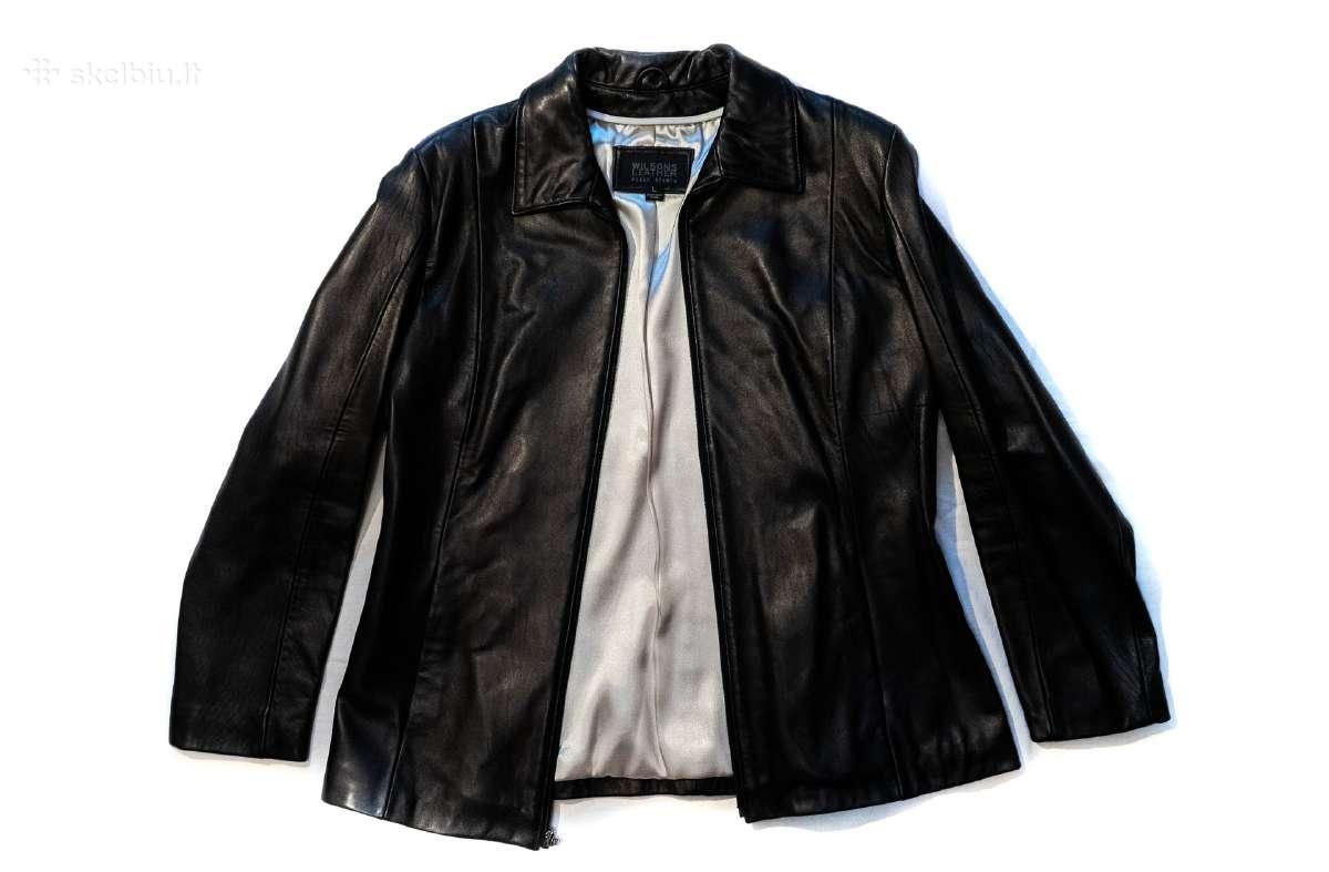 Wilsons Leather odinė striukė iš JAV