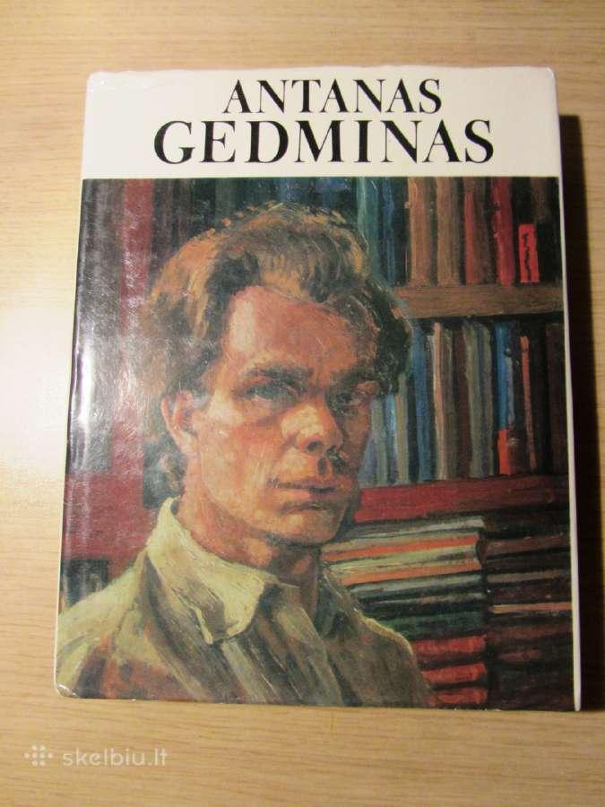 Antanas Gedminas. Straipsniai. Atsiminimai