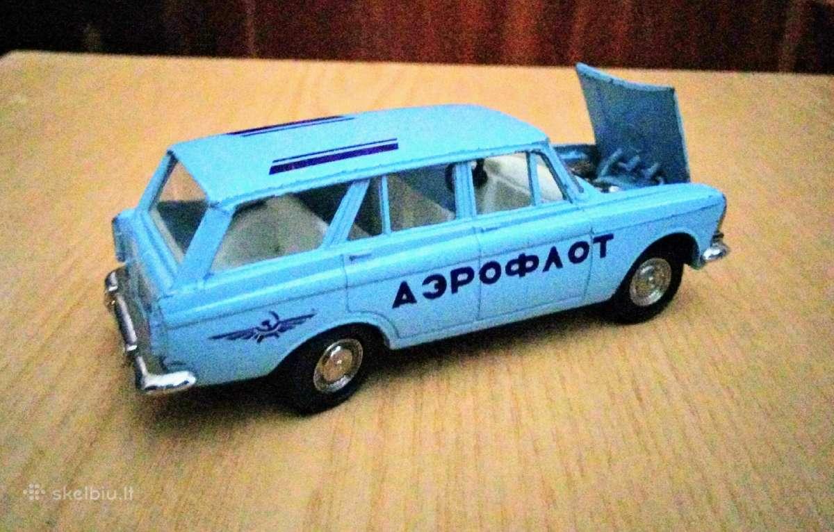 Moskvich 426 Aeroflot.
