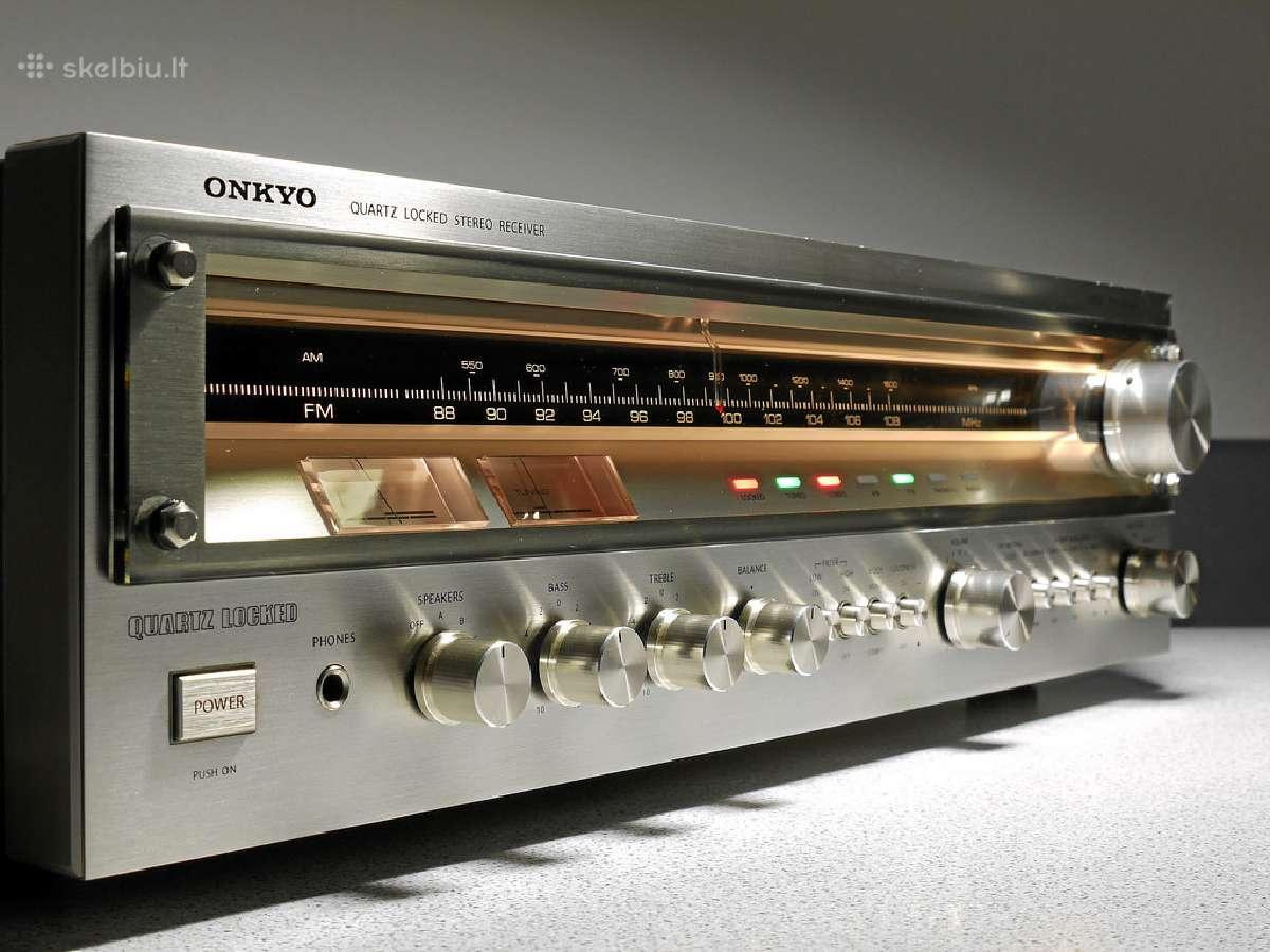 Onkyo TX 4500 285 eur.