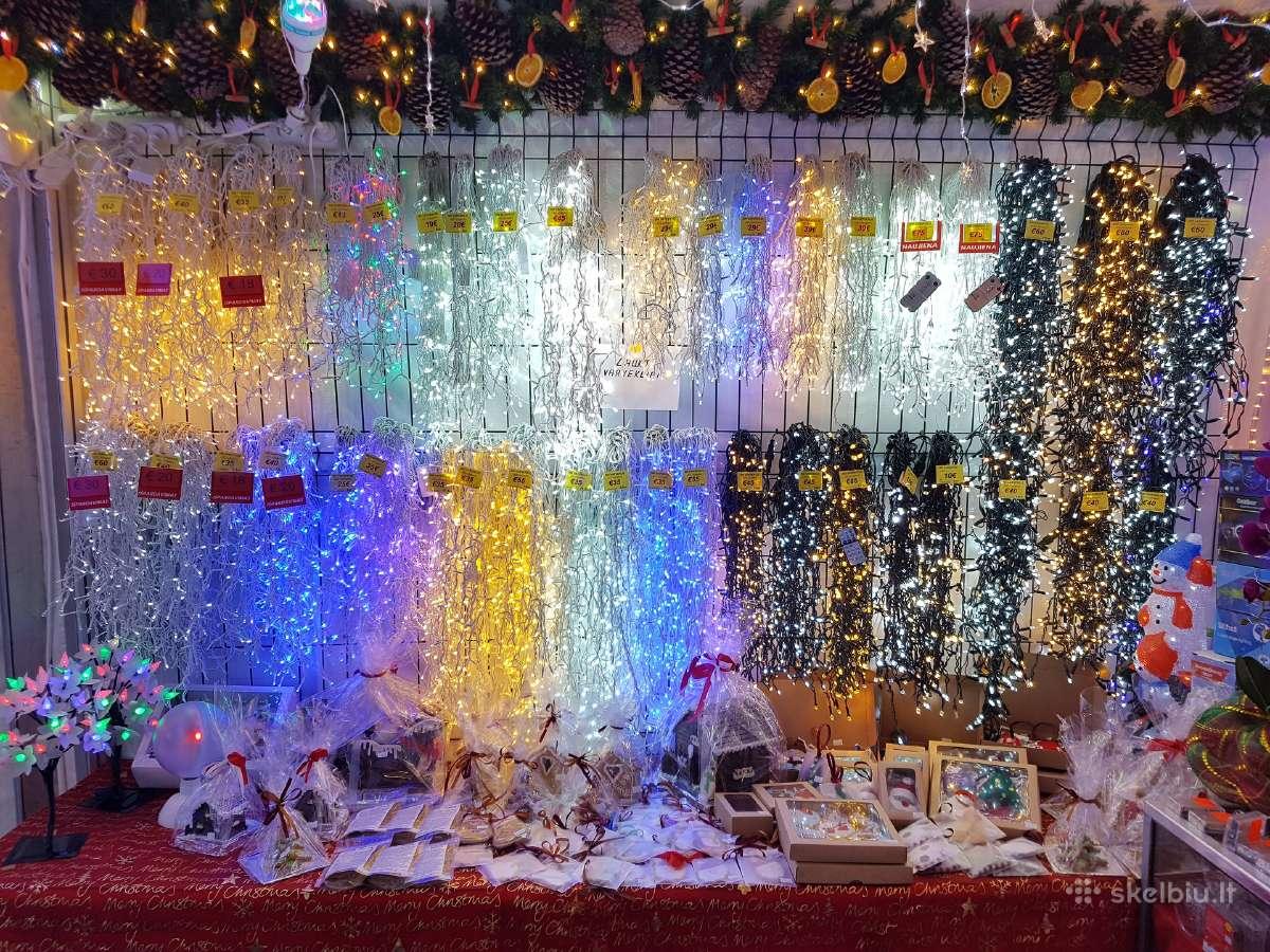Pačios gražiausios Kalėdines Girliandos tik Pasmus
