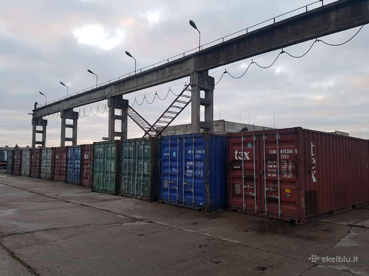 Jūrinis konteineris // Parduodu