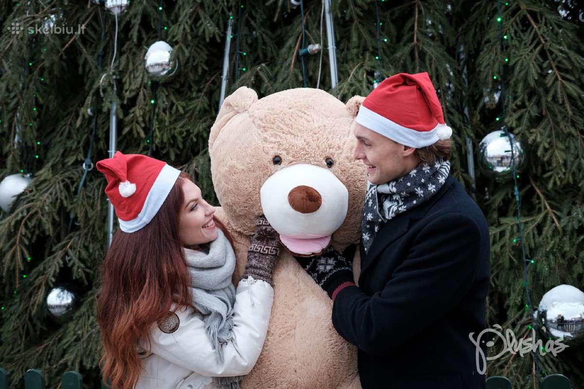 Didelis Kokybiškas Pliušinis meškinas Teddy Bear