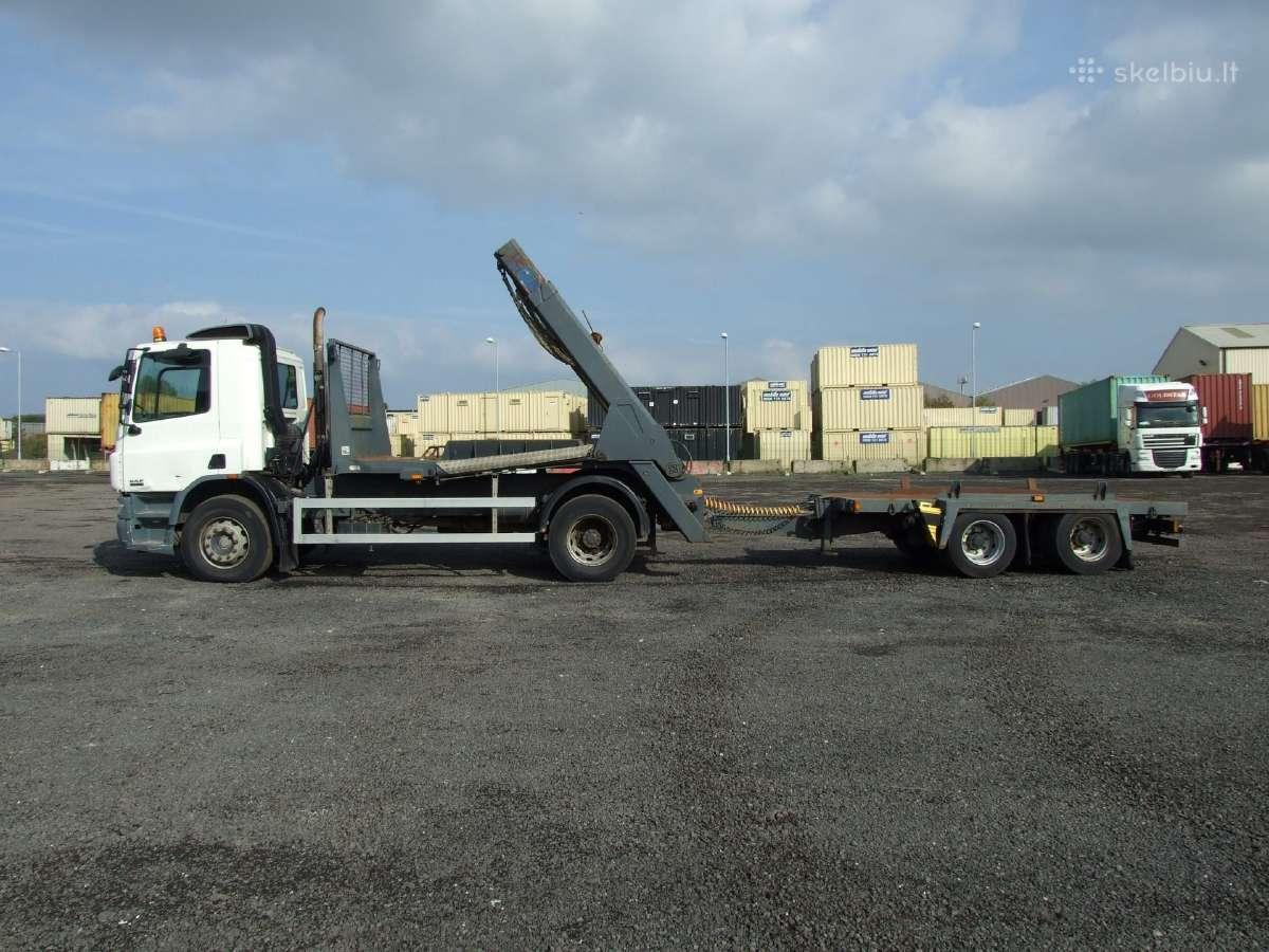 Statybinių konteinerių Nuoma +370 687 32923!