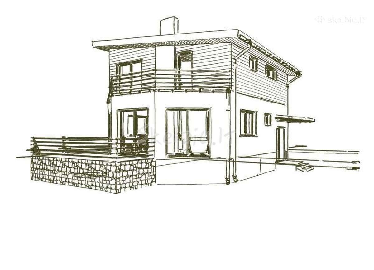 Architektė ieško darbo
