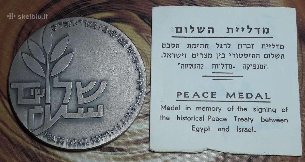 Izraelio - Egipto taikos sutartis