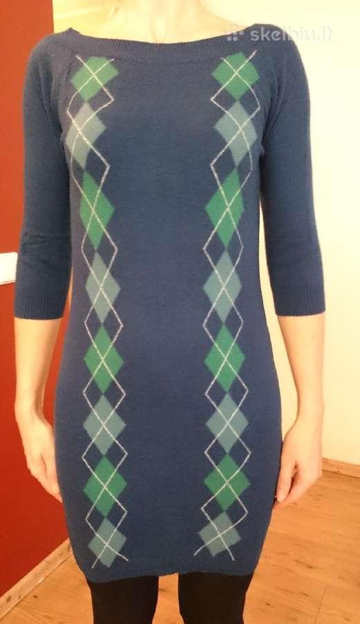 """Tik 9 eur! marga ryški """"Benetton"""" suknelė"""