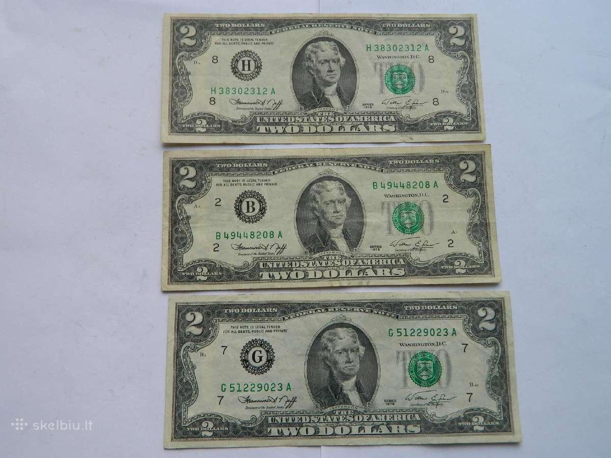 2 doleriai 1976 m.jubiliejiniai
