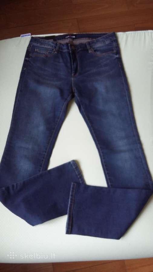 Nauji moteriški Pierre Cardin džinsai