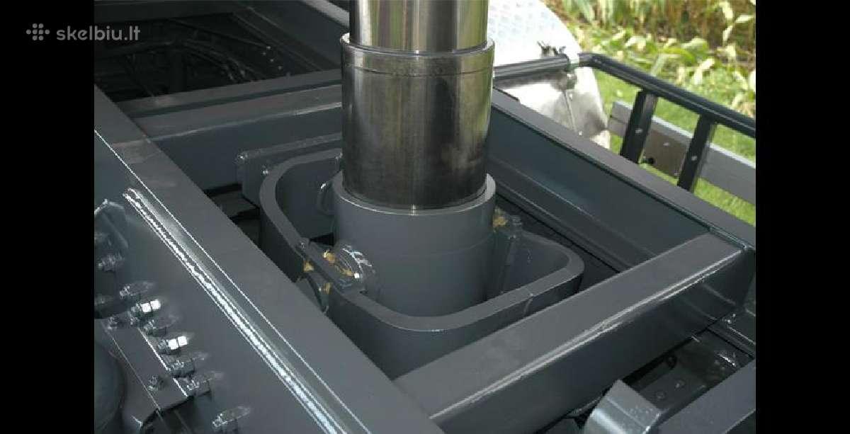 Hidrauliniai cilindrai 11 t 400 Eur su Pvm