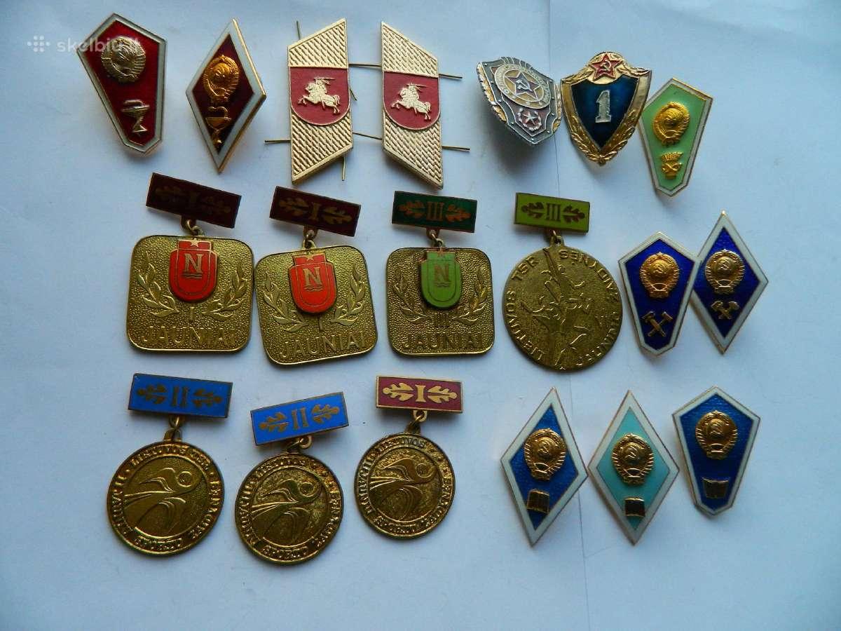 Apdovanojimai zenklai