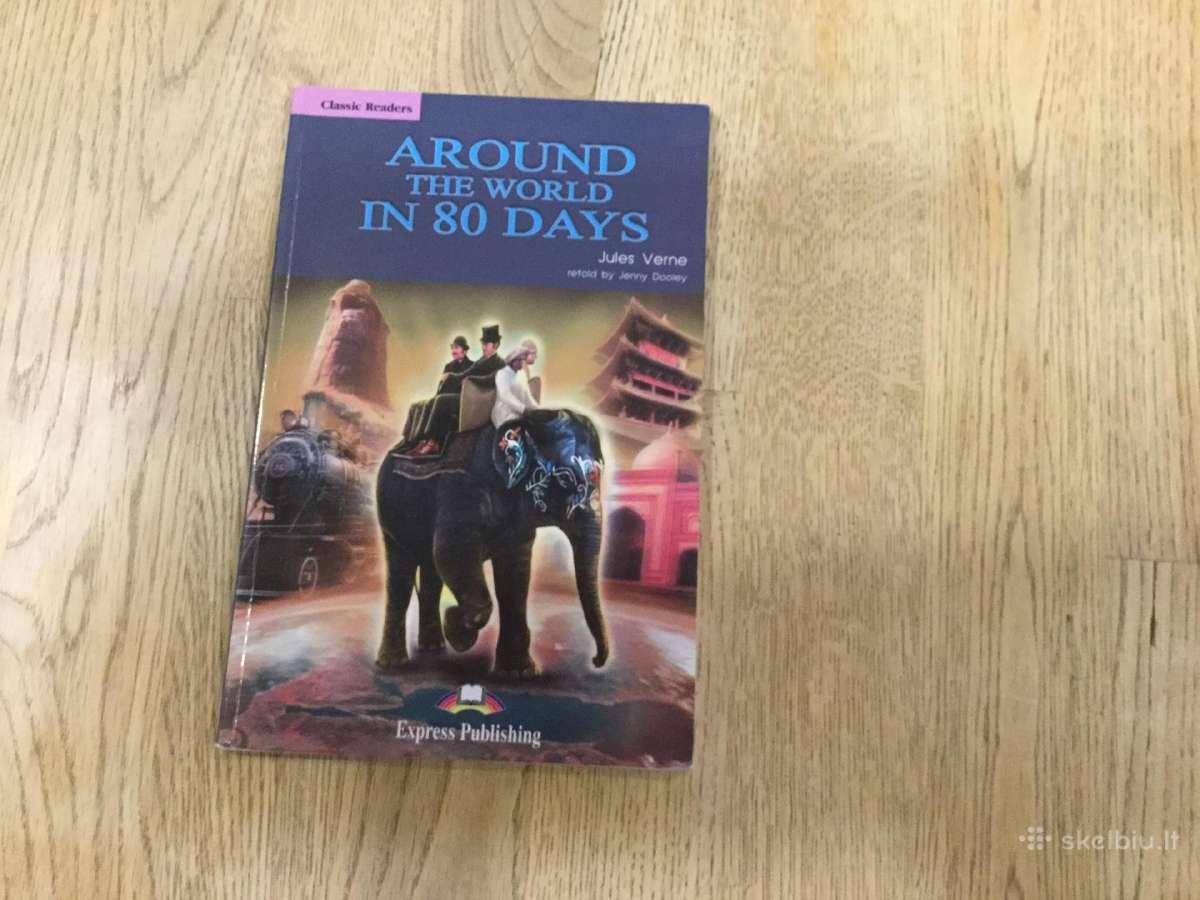 Anglų kalba knyga
