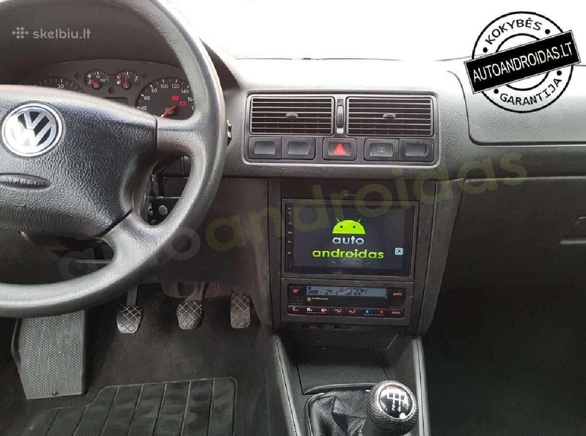 "2din Universali Android multimedia Usb/GPS/WiFi/7"""