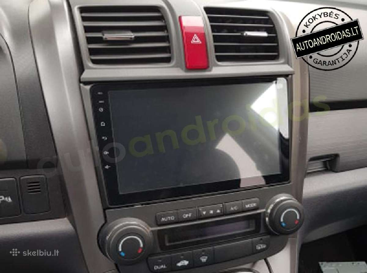 Honda Crv 2006-11 Android8 multimedia Usb/GPS/WiFi