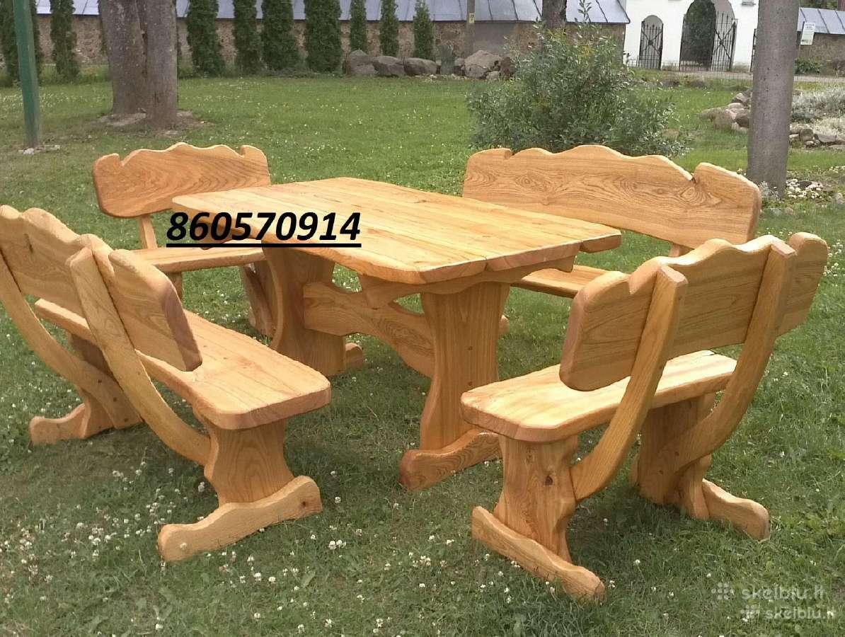 Lauko baldai - Skelbiu.lt