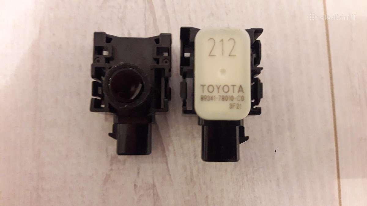 Toyota/lexus parkavimo davikliai 89341-78010