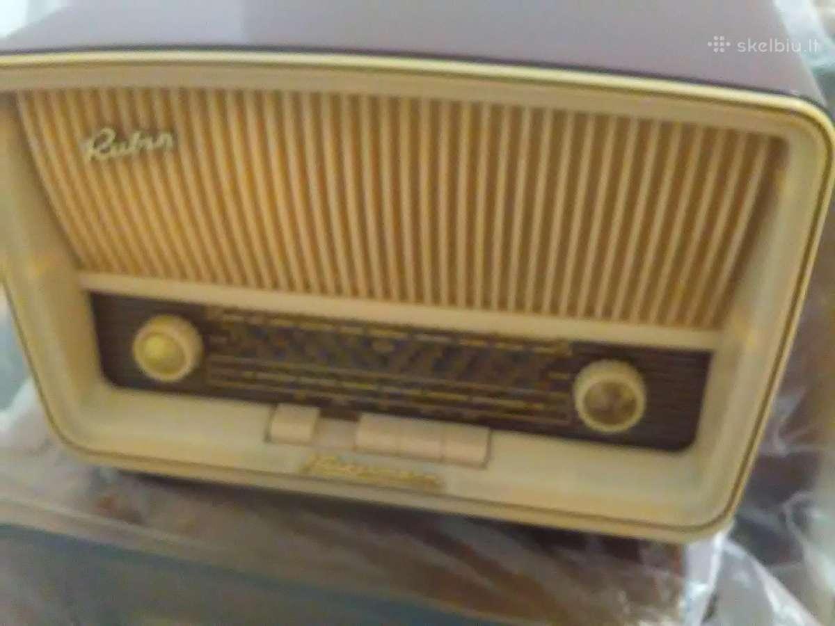 Lempinė kompaktiška radija Necerman Rubin