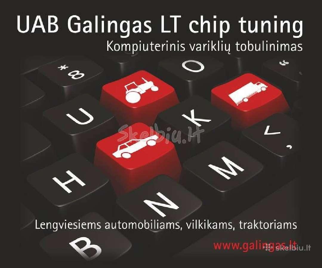 Galingas LT chip tuning