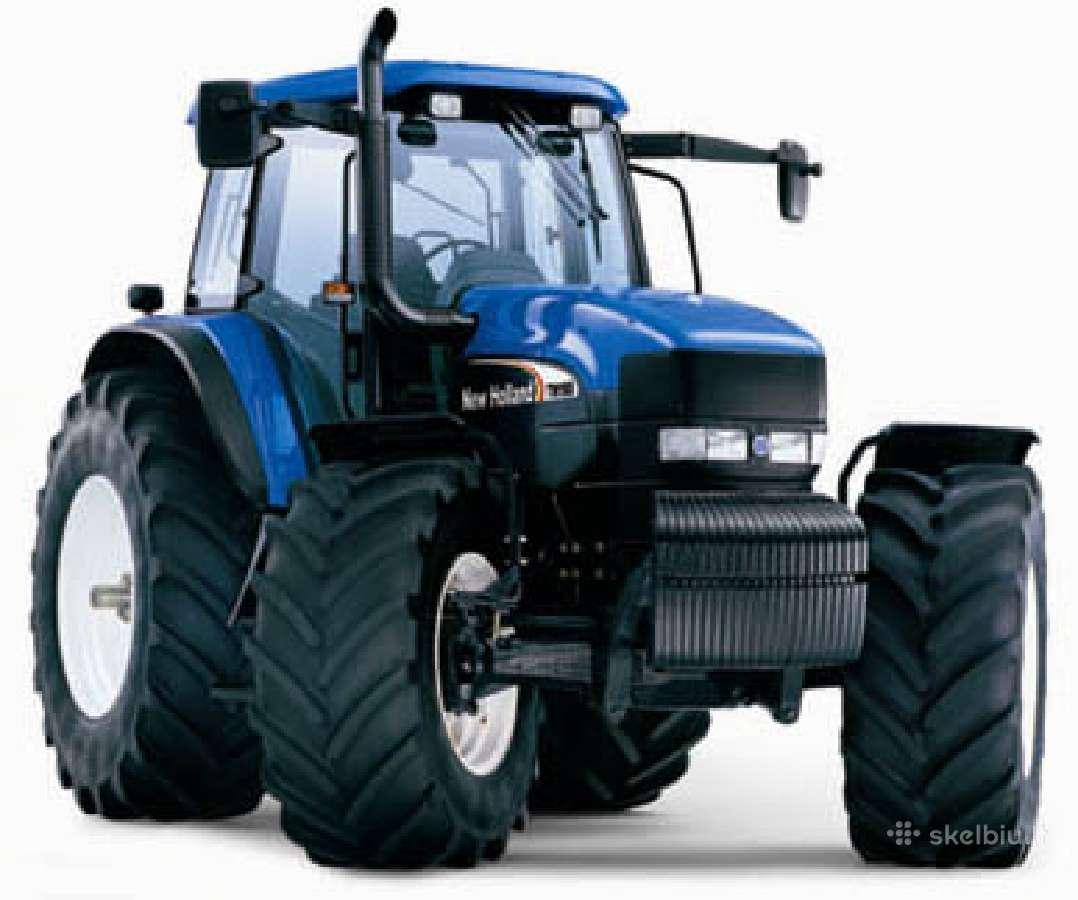 Traktorių stiklai. Gamyba ir keitimas