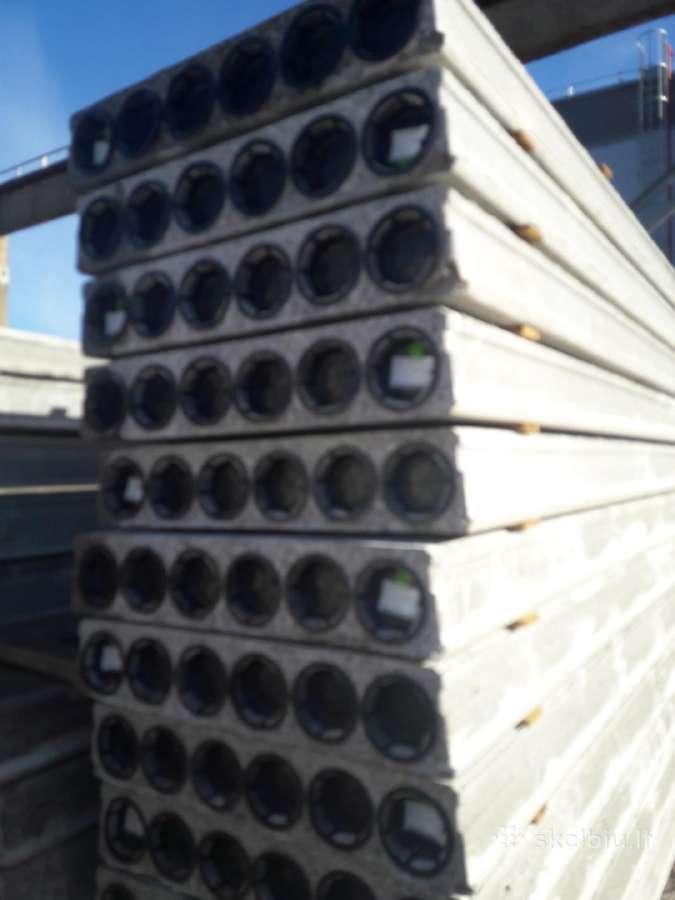 Parduodami gelžbetonio ir betono gaminiai
