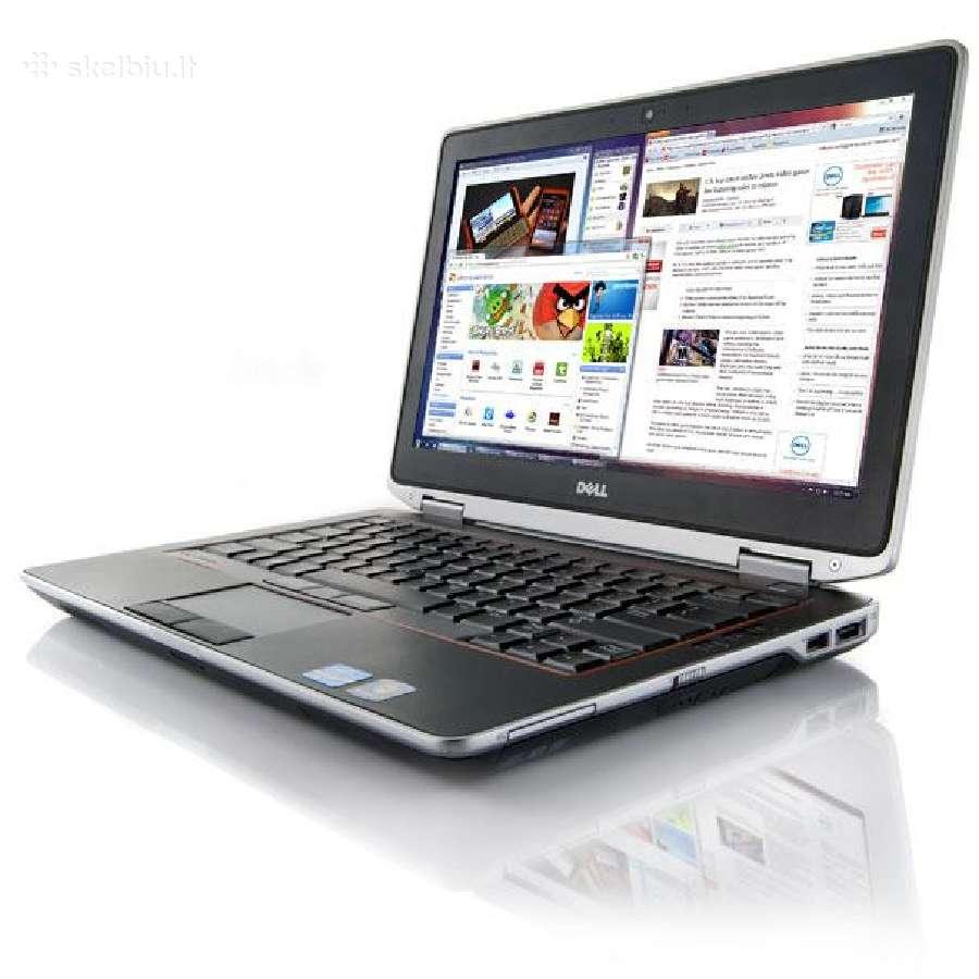 Parduodam dalimis Dell Latitude E6320
