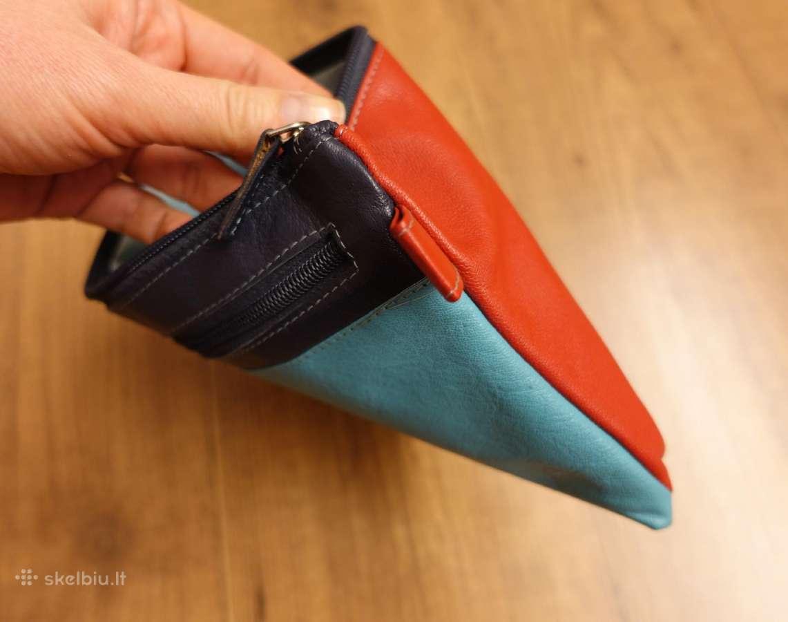 Žaisminga stilinga odinė delninė