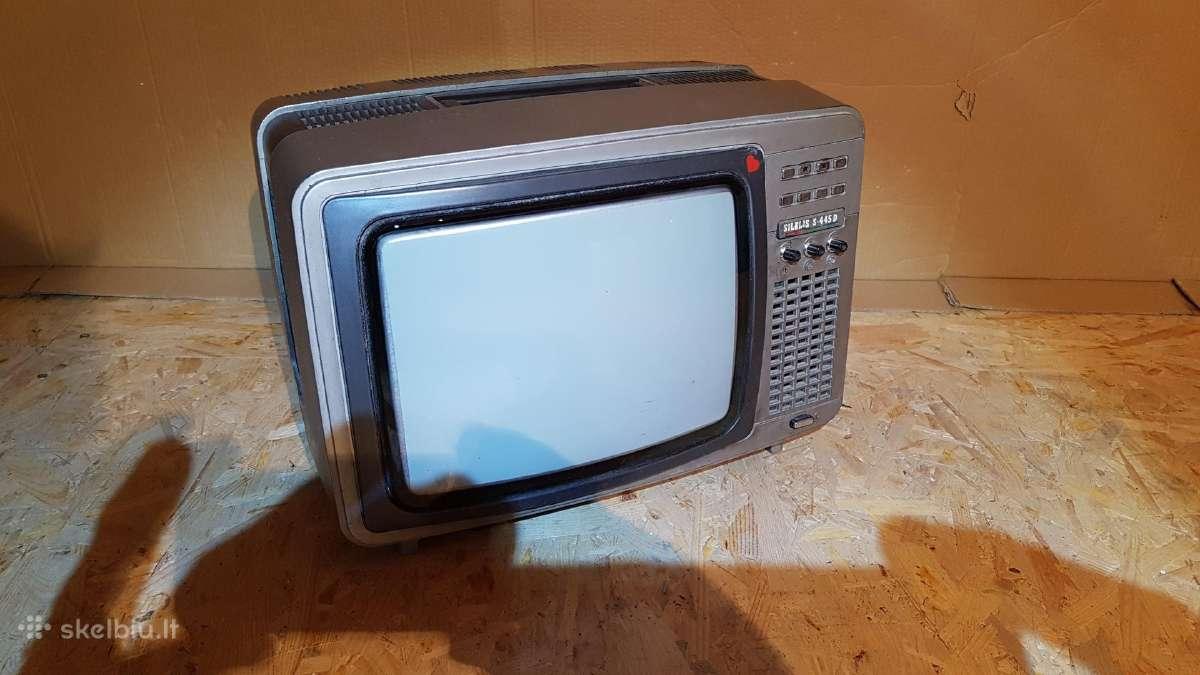 """Parduodu televizorių """"Šilelis"""""""