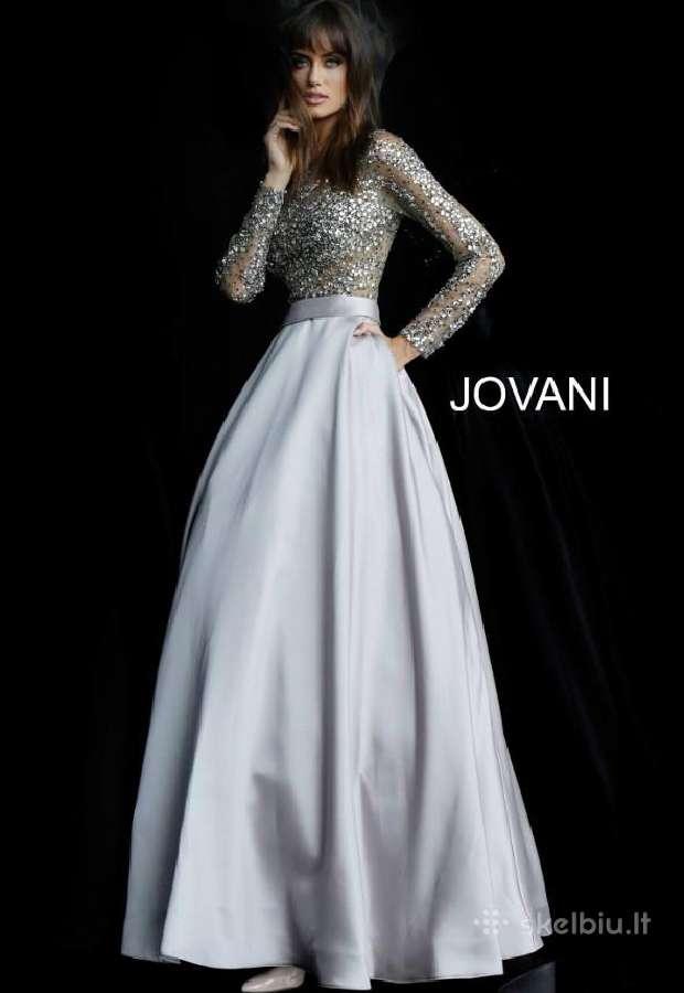 Jovani proginiu sukneliu nuoma-pardavimas