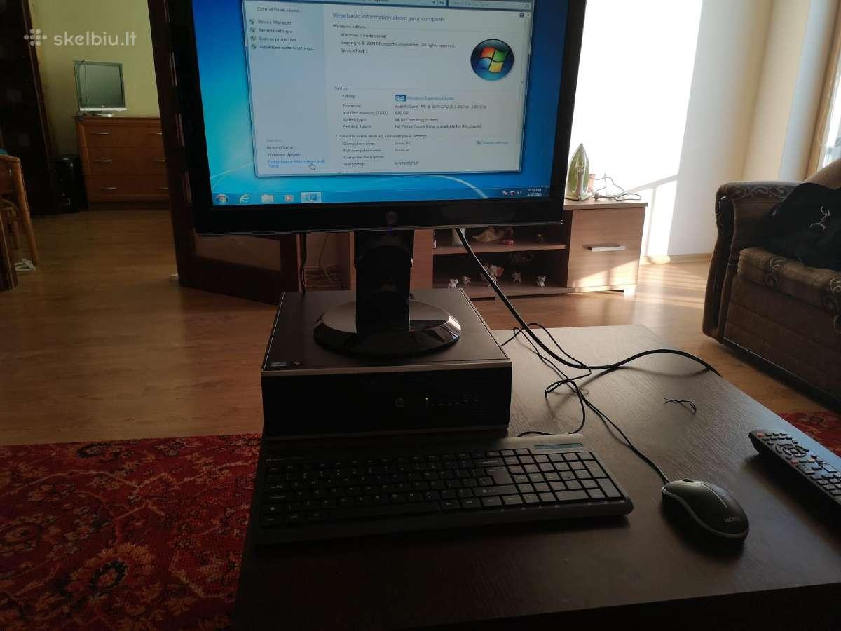Kompiuterį,monitoriu, popierių Navigator