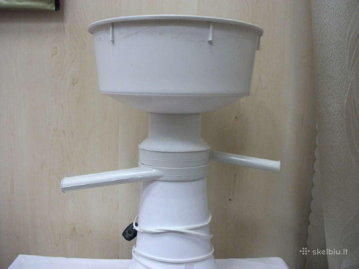 Elektrinis pieno separatorius Esb