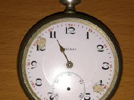 "Senovinį kišeninį laikrodį ""Doxa""."