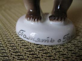 Porceliano statulele- kolekcijai .zr. foto.